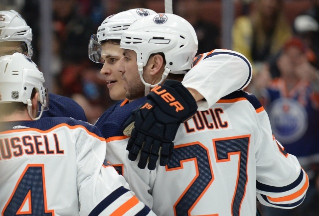 What Will The Edmonton Oilers Do This NHL Off-Season?