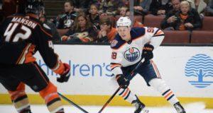 Edmonton Oilers Jesse Puljujarvi
