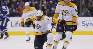 The Toronto Maple Leafs have investigated a P.K. Subban deal.