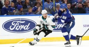 Joe Pavelski met with both the Dallas Stars and Tampa Bay Lighting yesterday