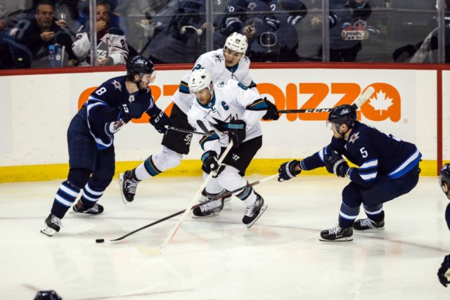 The New York Rangers and Jacob Trouba closing in on an extension. Joe Pavelski liking the Tampa Bay Lightning