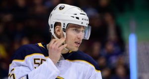 The Buffalo Sabres are trying to trade Rasmus Ristolainen