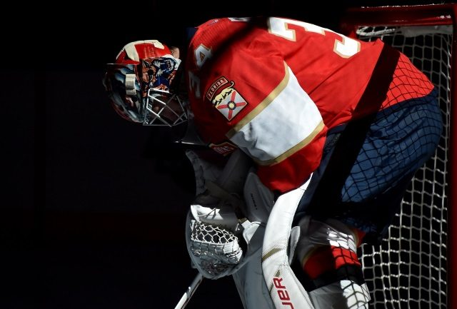 The Florida Panthers looking to trade James Reimer. To buyout or not if they can't trade him?