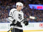 The LA Kings buy out the defenseman Dion Phaneuf.