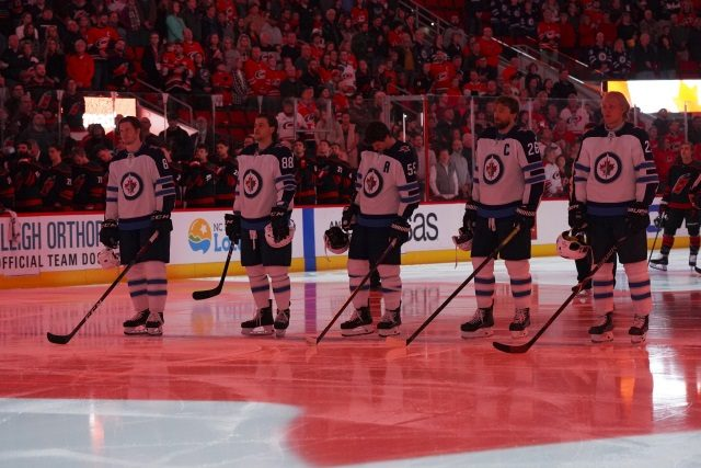 What Will The Winnipeg Jets Do This Off-Season?