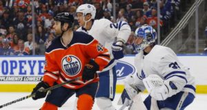 Candidates for Toronto Maple Leafs defenseman Nikita Zaitsev