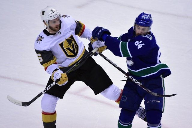 The Vancouver Canucks are looking to acquire top-six forwards and top-four defensemen this offseason.