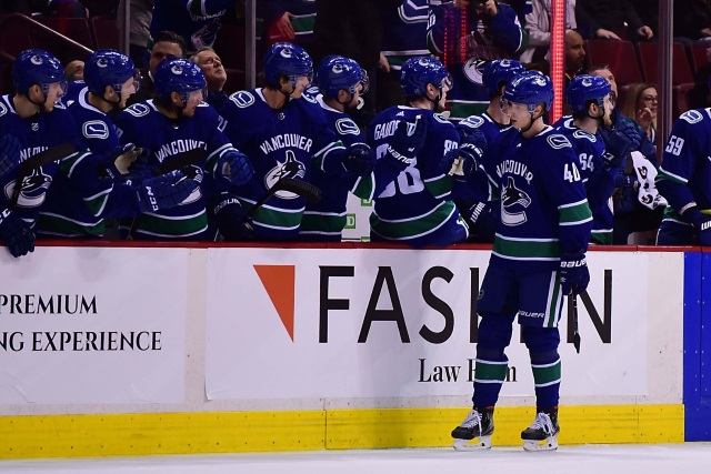 What Will The Vancouver Canucks Do This NHL Off-Season?