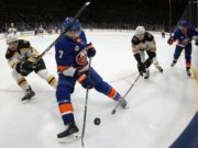 Jordan Eberle signed a new five-year deal on Friday for $27.5 million. What does this mean for the New York Islanders and him going forward? We take a closer look.