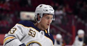 Buffalo Sabres pending free agent Jeff Skinner