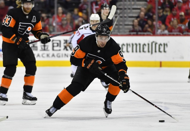 The Philadelphia Flyers need to re-sign Ivan Provorov and Travis Konecny. Not a lot of salary cap space to sign a needed right winger.