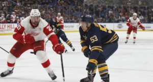 Decision time for Jeff Skinner could be drawing near.
