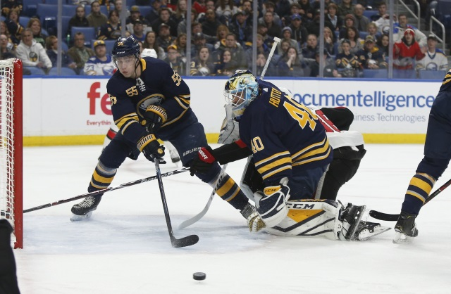 Rasmus Ristolainen may hold the most trade value for the Buffalo Sabres