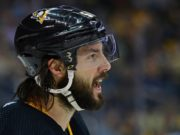 """The Pittsburgh Penguins are """"listening"""" and """"talking"""" about a Kris Letang trade."""