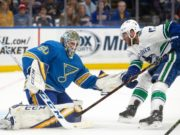 One of the keys to the St. Louis Blues offseason is signing RFA Jordan Binnington.
