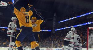 The Nashville Predators could use some scoring help up front.
