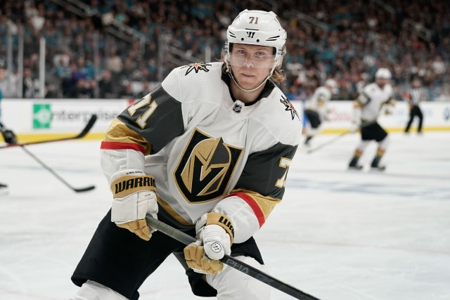 Golden Knights ink Karlsson to 8-year deal