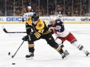 Teams showing some interest in Torey Krug. Columbus Blue Jackets paying the price now for their attempted cup run.