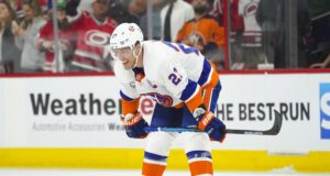 New York Islanders captain Anders Lee didn't think he'd get this close to free agency.