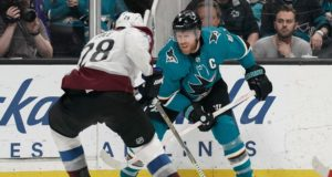 Several teams are interested in Joe Pavelski