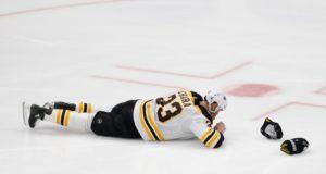 Boston Bruins injury updates on Zdeno Chara and Matt Grzelcyk