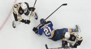 2019 Stanley Cup Playoffs - Blues' Bozak Has Witnessed His Fair Share Of Wild Nights In Boston