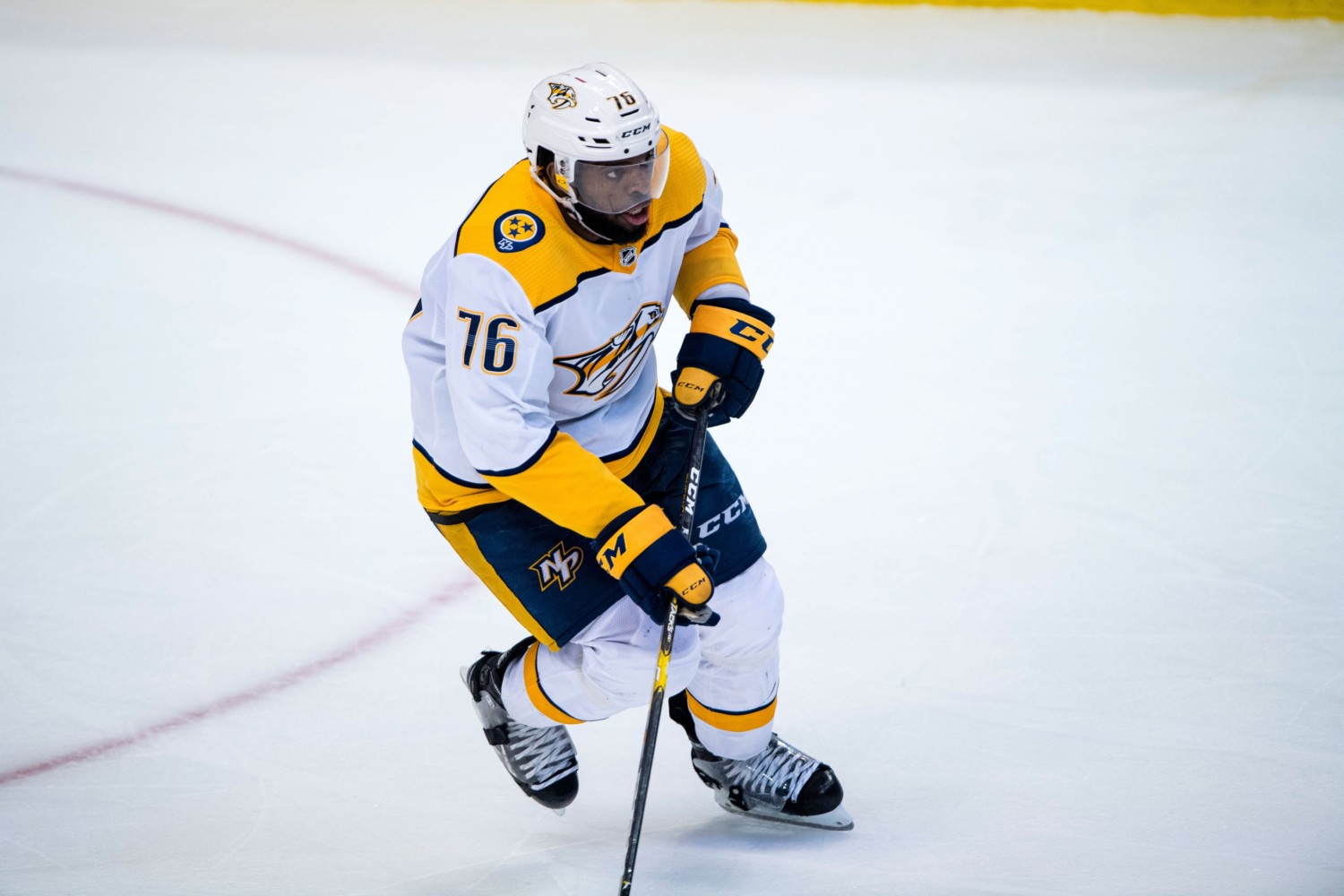 official photos fe5f4 251b9 NHL Trade Analysis: P.K. Subban Acquired by the New Jersey ...