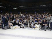 2019 Stanley Cup Champions St. Louis Blues