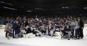 2019 Stanley Cup Champions St. Louis Blues