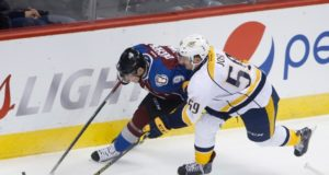 The trading of P.K. Subban free up enough cap space to take a run at UFA center Matt Duchene
