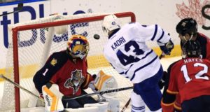 The Maple Leafs would have options if they made Nazem Kadri available. Roberto Luongo to make a decision soon.