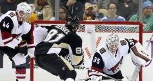 The Pittsburgh Penguins have traded forward Phil Kessel and a 2020 4th round pick to the Arizona Coyotes for forward Alex Galchenyuk and defenseman Pierre-Olivier Joseph.