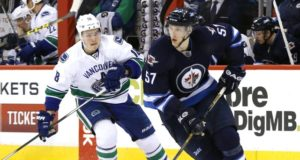 The Vancouver Canucks will talk with pending free agent Tyler Myers today.