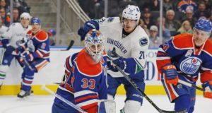 If they aren't already, the Vancouver Canucks should be aggressively shopping Loui Eriksson. Cam Talbot wants to be a 1a goaltender next season.