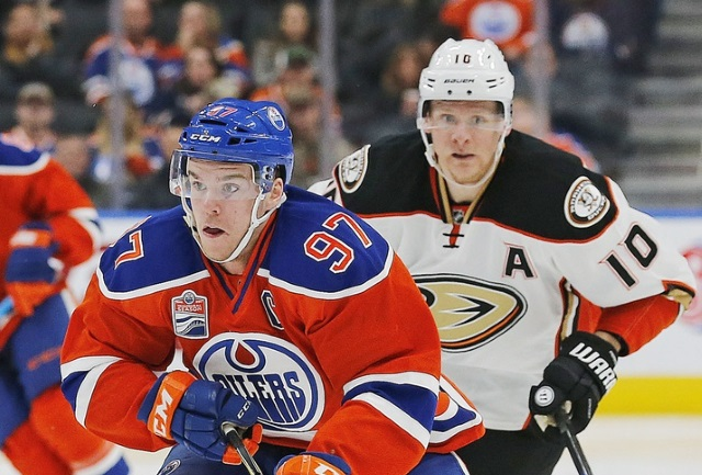 The Edmonton Oilers could be a good fit for Corey Perry if he's bought out.