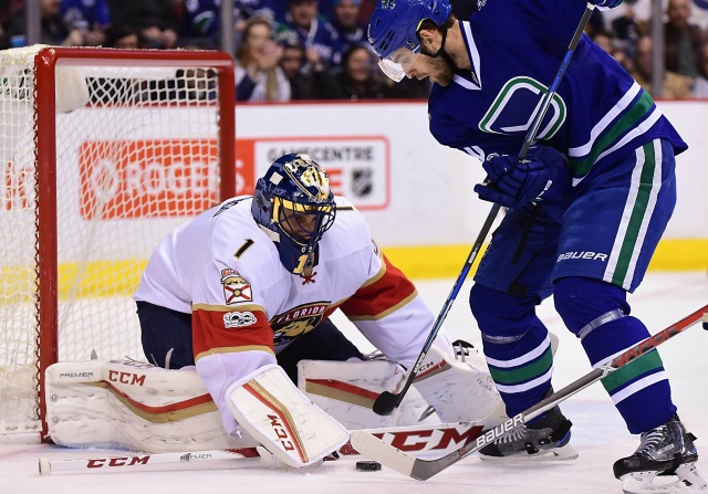 Nhl Rumors Golden Knights Capitals Islanders And Roberto Luongo