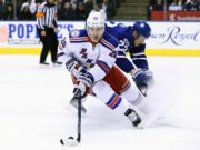 Chris Kreider and Nikita Zaitsev are players who could be cost cutting trade candidates by the teams