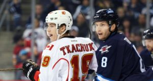 First tough decision for the Winnipeg Jets is out of the way after the Jacob Trouba trade. Matthew Tkachuk could cost the Flames anywhere between $7 and $10 million per season.