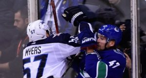 Tyler Myers to sign with the Canucks for five years