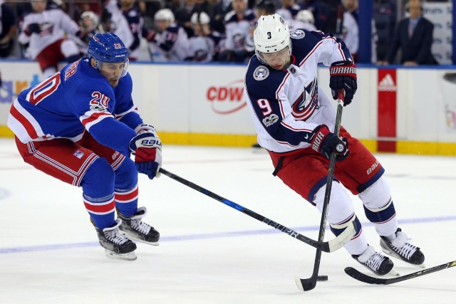 The New York Rangers accelerated their rebuild this offseason. They traded for Jacob Trouba and signed free agent Artemi Panarin.