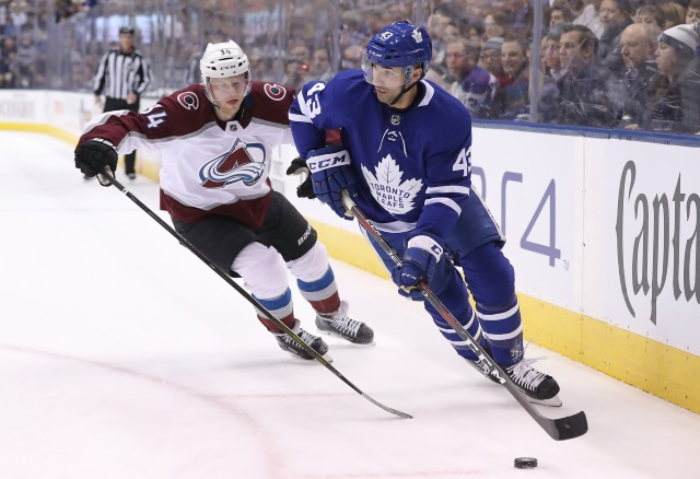 Thoughts from the media on the Nazem Kadri, Calle Rosen trade for Tyson Barrie and Alex Kerfoot
