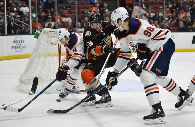 The Edmonton Oilers could look at trading a defenseman like Kris Russell or Matt Benning. Jesse Puljujarvi is likely gone.