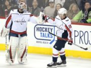 Washington Capitals Braden Holtby and Nicklas Backstrom are entering the final year of their contracts.
