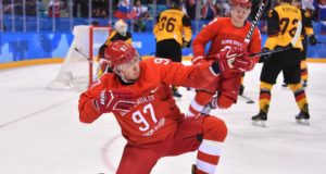 Nikita Gusev and the Vegas Golden Knights not close on a two-year deal