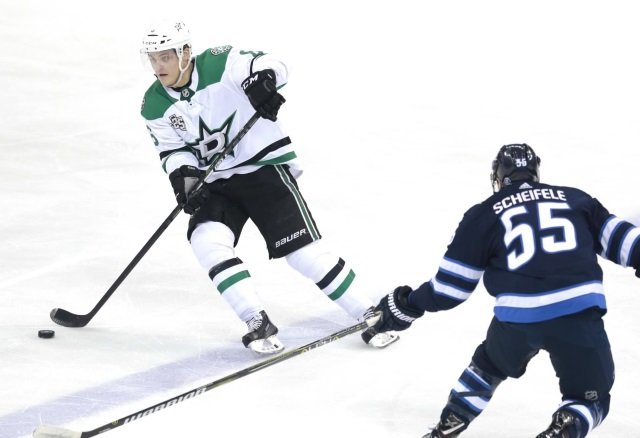 The Winnipeg Jets should look at Dallas Stars defenseman Julius Honka.