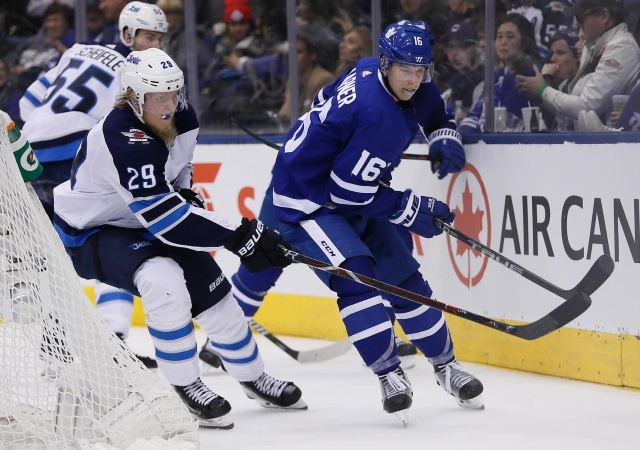 Could both Mitch Marner and Patrik Laine receive offer sheets?