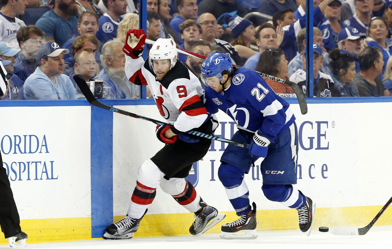 The Tampa Bay Lightning plan to have Brayden Point signed by training camp. Devils coach visits Taylor Hall
