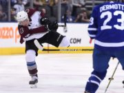 The Toronto Maple Leafs have traded Nazem Kadri, Calle Rosen and Toronto's 3rd round selection in 2020 to the Colorado Avalanche for Tyson Barrie, Alex Kerfoot and a 2020 6th round pick.
