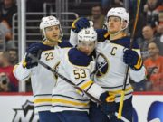 NHL Early Look: Will the Real Buffalo Sabres Please Stand Up