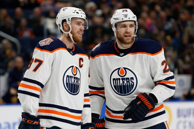 NHL Early Look: The Edmonton Oilers Are Still At Risk Of Missing Playoffs Again